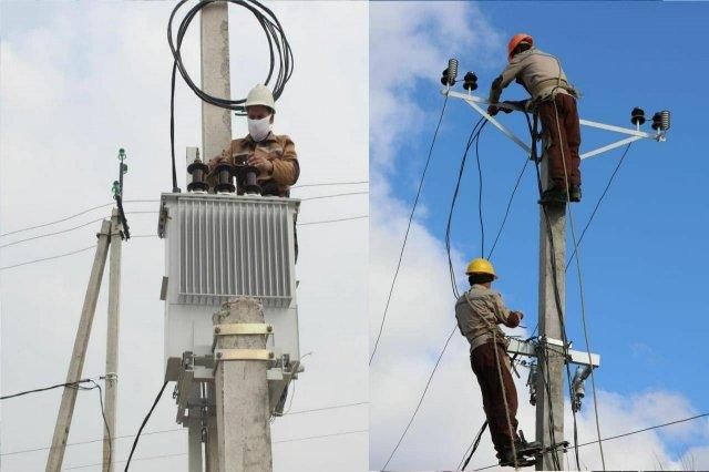 Бухоро шаҳрининг айрим ҳудудлари электр энергияси таъминотида узилишлар  кузатилади.
