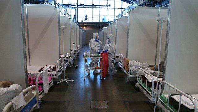 Новый рекорд заражённых коронавирусом в Ростовской области