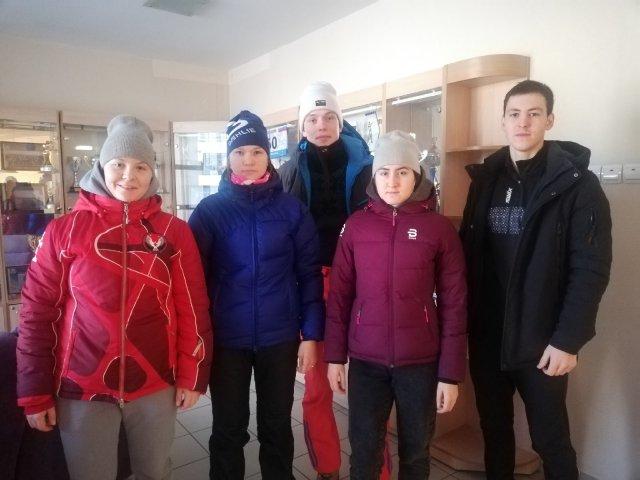 Можгинская биатлонистка Илона Знакова выступит в  отборочных соревнованиях к Первенству мира .