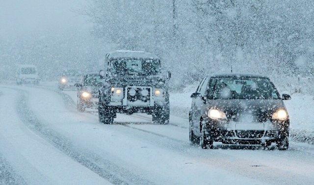 Водителей Удмуртии снова предупредили об ухудшении погоды.