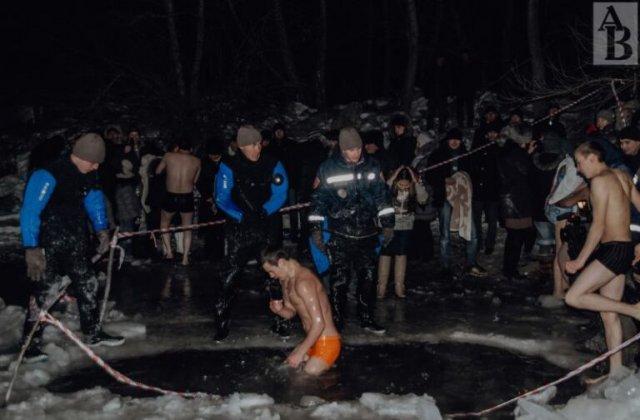 Отведены места для купания в Крещение