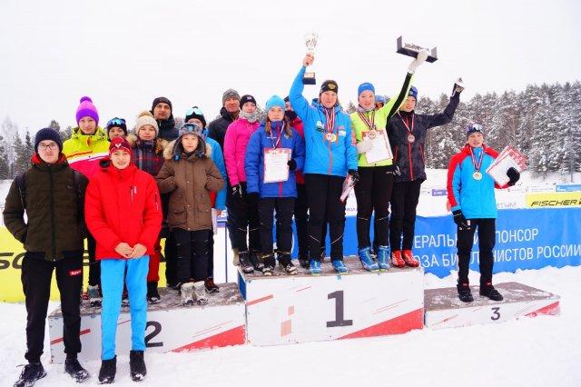 Можгинские спортсмены взяли серебро на контрольной тренировке Олимпийского Чемпиона В. Медведцева.