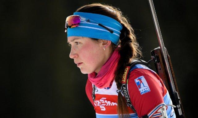 Можгинка Валерия Васнецова пришла 25-й в спринте на этапе Кубка IBU в немецком Арбере.