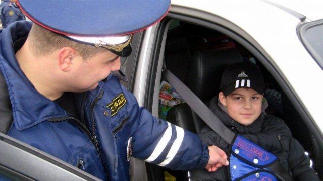 C 21 по 26 января в Можге, Можгинском и Алнашском районах пройдет акция «Детское автокресло».