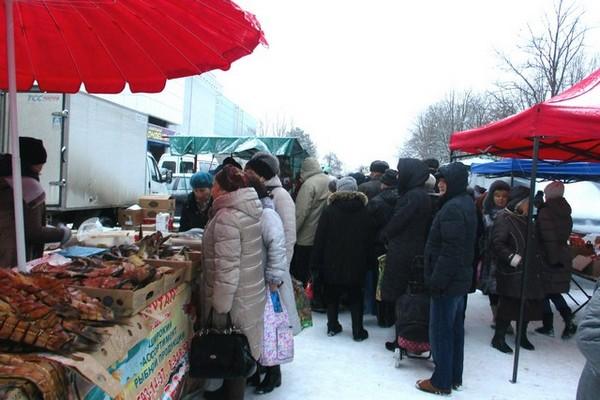 В субботу, 23 января, в Азове открывается сезон сельскохозяйственных ярмарок.