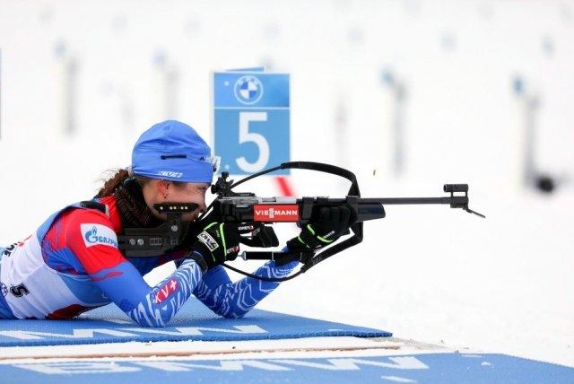 Можгинская спортсменка Ульяна Кайшева в Италии.