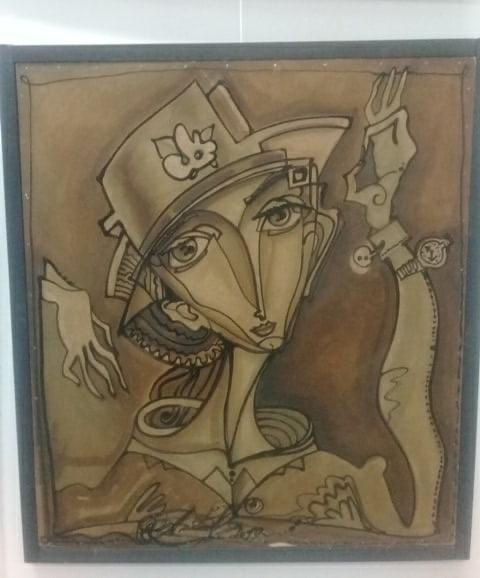 👨🎨Выставка работ можгинского художника Дмитрия Аносова будет работать в истрико-краеведческом музее.