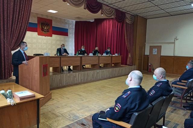 Снижение уровня преступности в г Азов