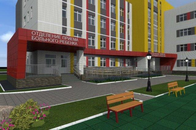 До 2024 года в Можге могут появиться новые детская поликлиника и школа.