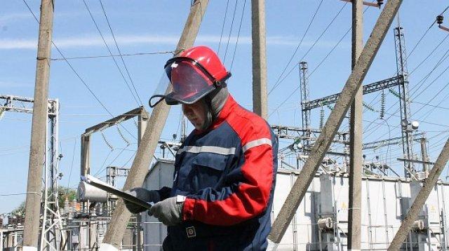 В Азове и азовском районе , 26 января , плановое отключение электроэнергии