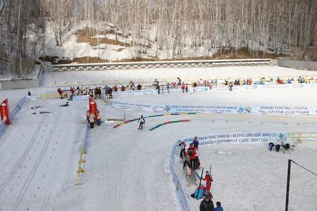 Можгинка Анастасия Кайшева примет участие в 7 этапе Кубка России по биатлону.