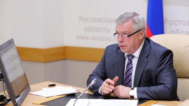Василий Голубев о  своей отставке и стоимости капремонта в МКД Ростовской области