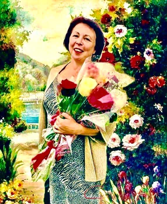 Ирина Даниловна Федотова – учитель музыки МБОУ «Гимназия № 8», сегодня, 29 января 2021 года, отмечает свой 55-летний юбилей!