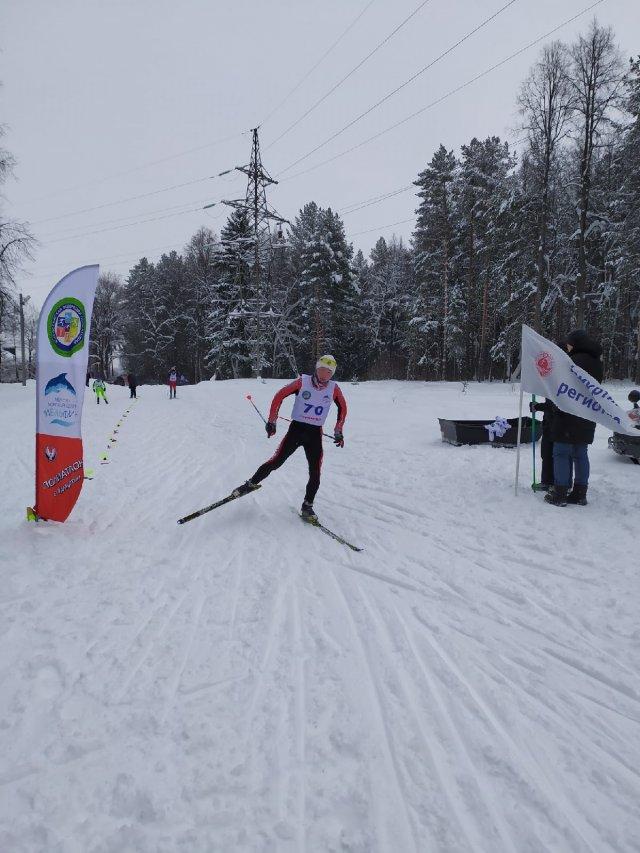 🏆Можгинцы победители призёры Первенства Ижевска по полиатлону в дисциплине 3-борье с лыжной гонкой.