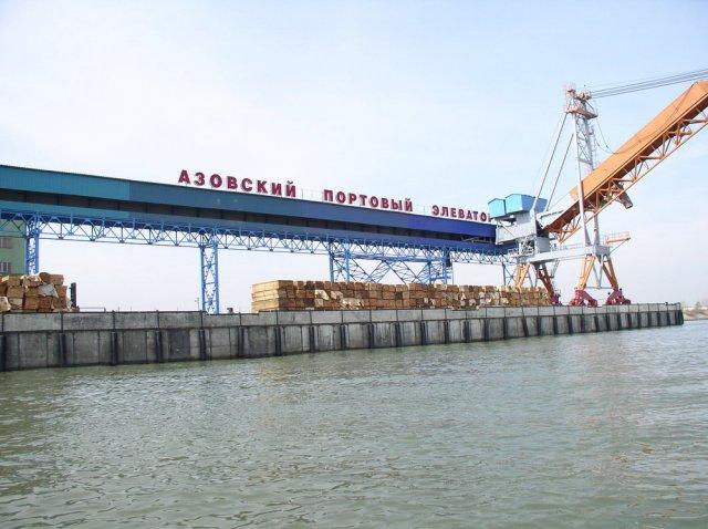 Новости азовский портовый элеватор что такое элеватор водоснабжения