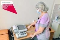 В детскую поликлинику Областной больницы №3 поступил новый электрокардиограф