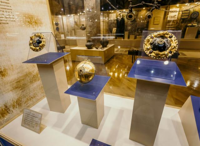 На Дону больше 100 тысяч человек посетили территории и объекты «Золотого кольца Боспорского царства»