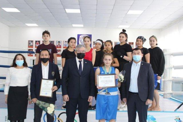 фото Степногорские чемпионы