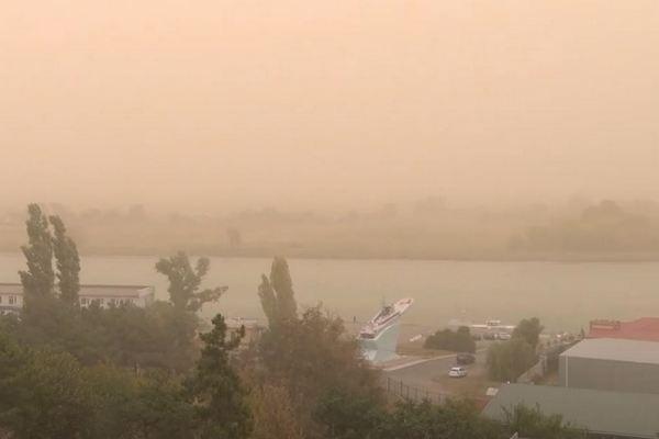 В Ростовской области нашли новый способ борьбы с пылевыми бурями