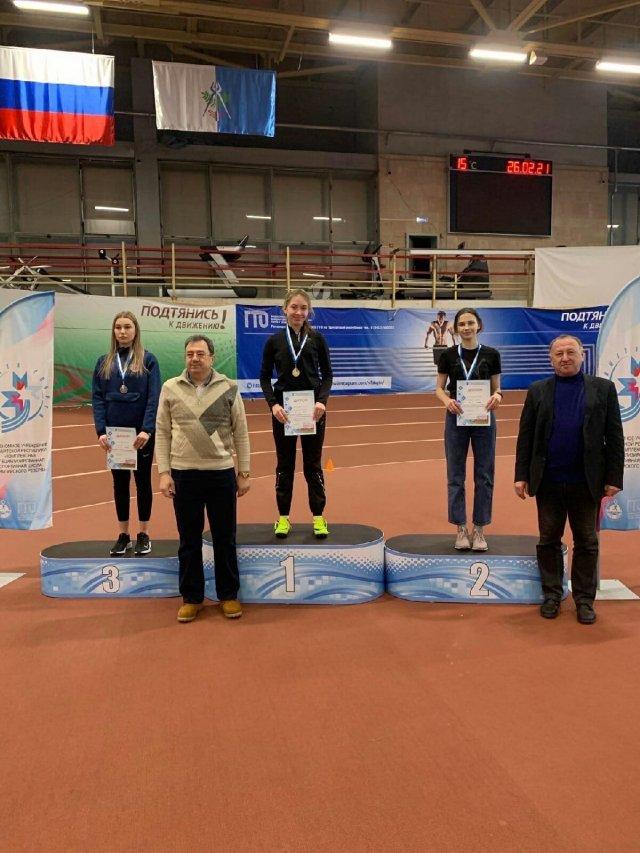 Сегодня, 26 февраля, воспитанники ДЮСШ города Можги приняли участие в Чемпионате и Первенстве города Ижевска по легкой атлетике во возрастной группе 2005 г.р. и старше.