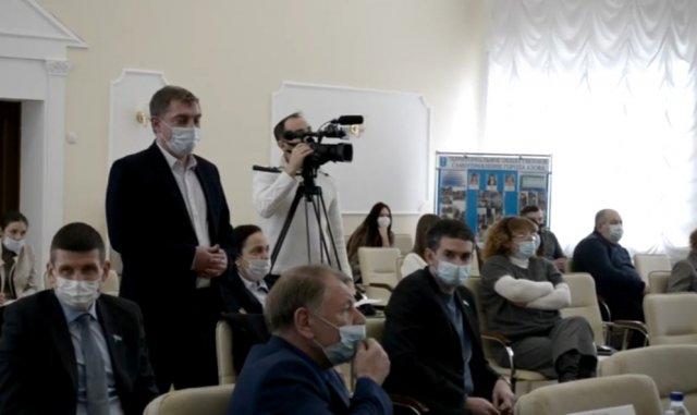 21 Заседание Азовской гор Думы 24.02.21(кратко)