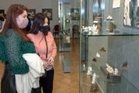 В Тобольском музее открылась выставка знаменитого мастера-костореза