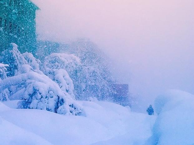 Начало марта в Кузбассе выдастся снежным и ветреным