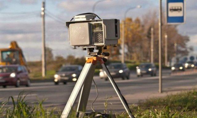 Где в Азове находятся передвижные камеры фиксации