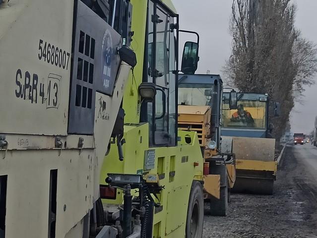 В Азове будет отремонтировано несколько городских дорог