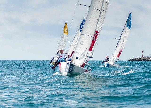Яхтсмены из Азова  вернулись с соревнований с победой