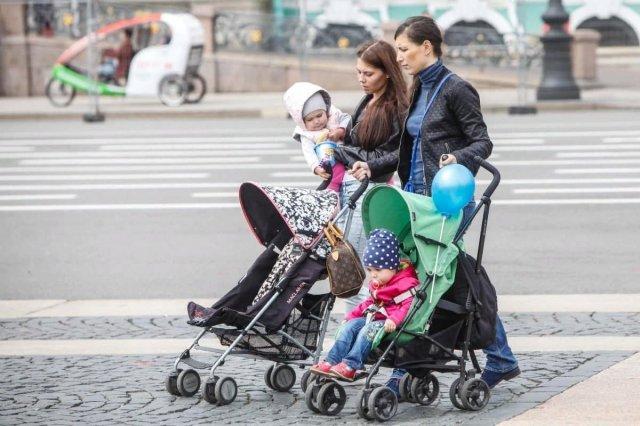 Размер выплаты на ребенка будет зависеть от дохода семьи