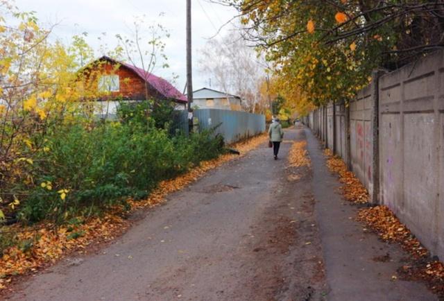 В Красноярске для застройки снесут дома на садах Октябрьского района
