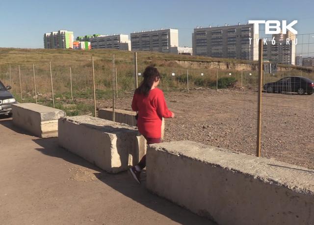 Мэрия Красноярска разрешила жителям «Нанжуль-Солнечного» проезд по частной территории бизнесмена