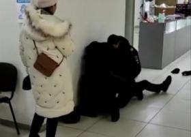 За отсутствие маски в ТЦКвант на красноярца завели уголовное дело