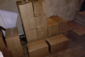Мужчину из Канска осудили за то, что он хранил в гаражах почти 10 тысяч контрафактного алкоголя