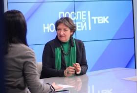 Искусствовед Ольга Синицына о роли библиотек и музеев в современном обществе