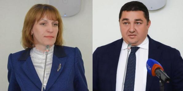 Светлана Камбулова и Константин Тихонов получили взыскания за установку ларьков