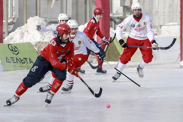 Хоккейный матч «Енисей» – «Динамо» будут транслировать на большом экране
