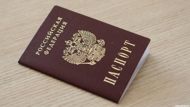 Электронный паспорт в России