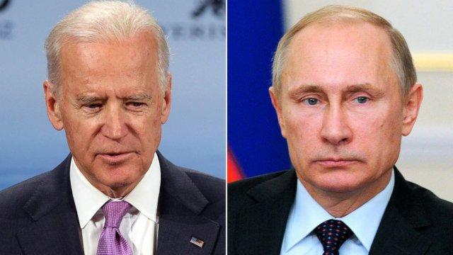 Почему хамское оскорбление Путина президентом США, равно оскорблению России! Путин вызвал Байдена на поединок (battle).