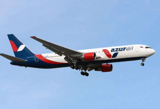 В Турцию вылетает первый в сезоне рейс из Красноярска