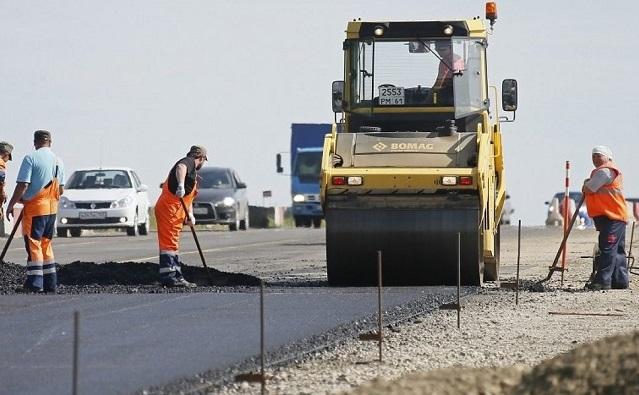 На реконструкцию участка дороги Азов — Староминская потратят — 339,2 млн рублей.