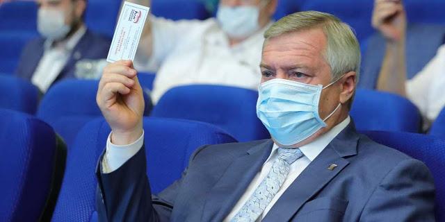 Василий Голубев возглавит партсписок «Единой России» на выборах в Госдуму РФ