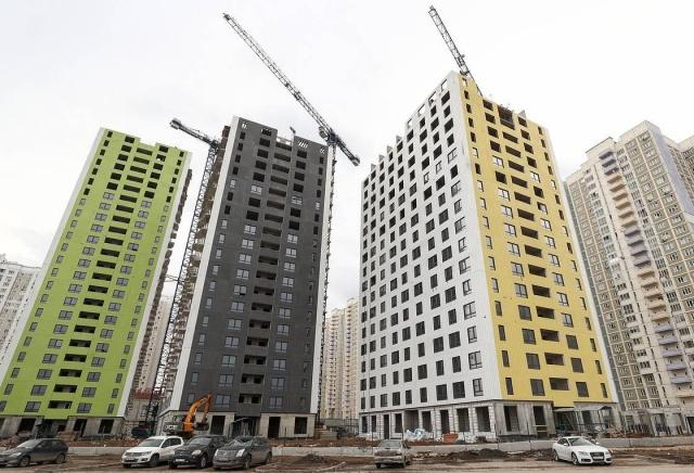 Цены на новые квартиры в Красноярске выросли на 31%