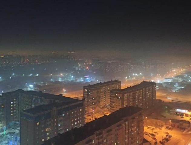 Красноярский край занял одно из последних мест экологического рейтинга  за зиму 2020-2021