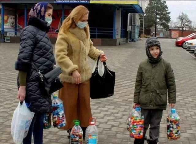 28 марта в Азове пройдет экологическая акция по раздельному сбору отходов.