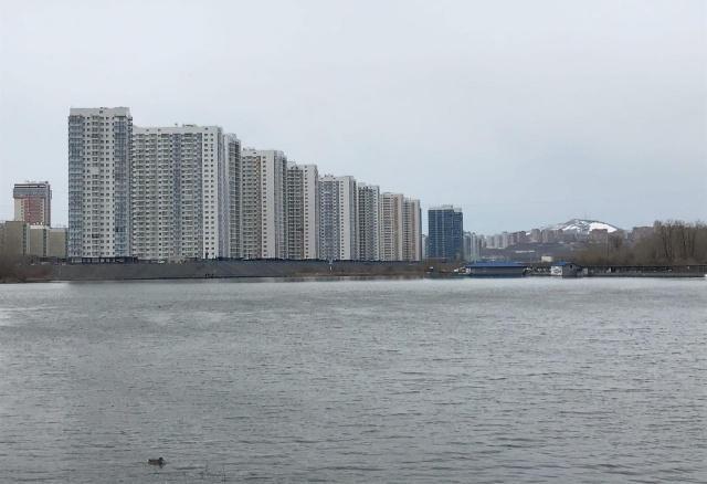 В Красноярске в последние выходные марта потеплеет до +7°C