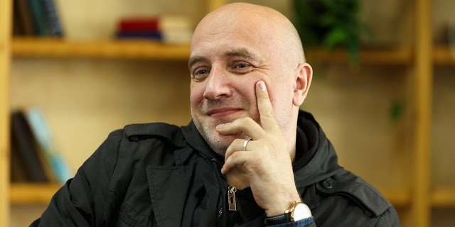 Захар Прилепин пойдёт в Госдуму РФ по одному из округов в Ростовской области