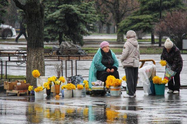 Какая погода ждет азовчан  в воскресенье , 28 марта .