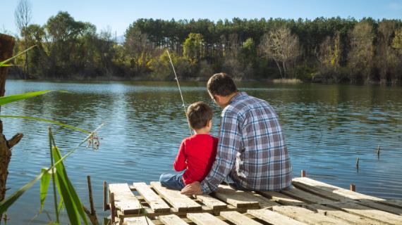 Штрафовать начнут с 1 апреля - В каких реках Ростовской области запретят вылов рыбы